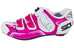 Sidi Level schoenen Dames roze/wit